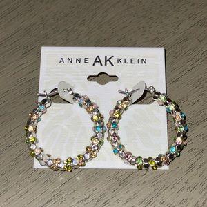 Anne Klein hoops